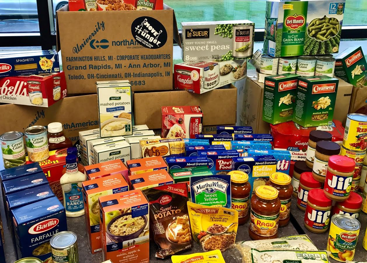 J.A. Long Launches 4th Annual Clay County Holiday Food Drive